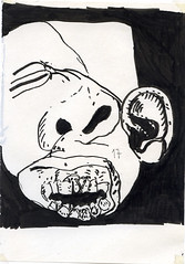 before (toy)#17 (leonelcunha) Tags: toy 1996 marker 1997 onpaper leonelcunha