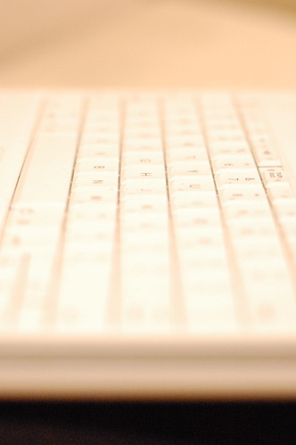 Soft-focus Keyboard