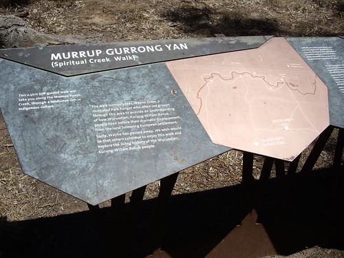 Murrup Gurrong Yan (Spiritual Creek Walk)