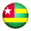 Flag of Togo PNG Icon