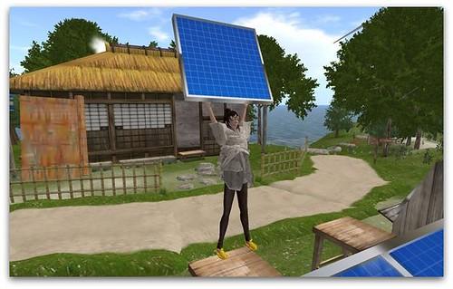 Energy Green Island