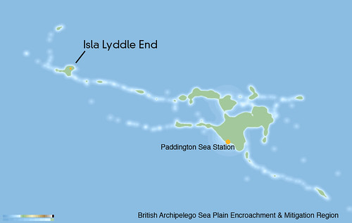 Isla Lyddle End Map (Lyddle End 2050)
