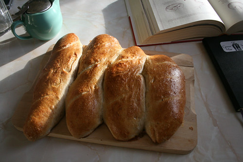My Grandpa's Bread Recipe