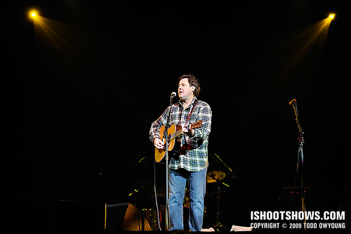 Vince Gill & Amy Grant @ the Chaifetz Arena -- 2009.01.18