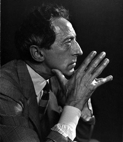 Yousuf Karsh (Jean Cocteau) by Rodrigo U.