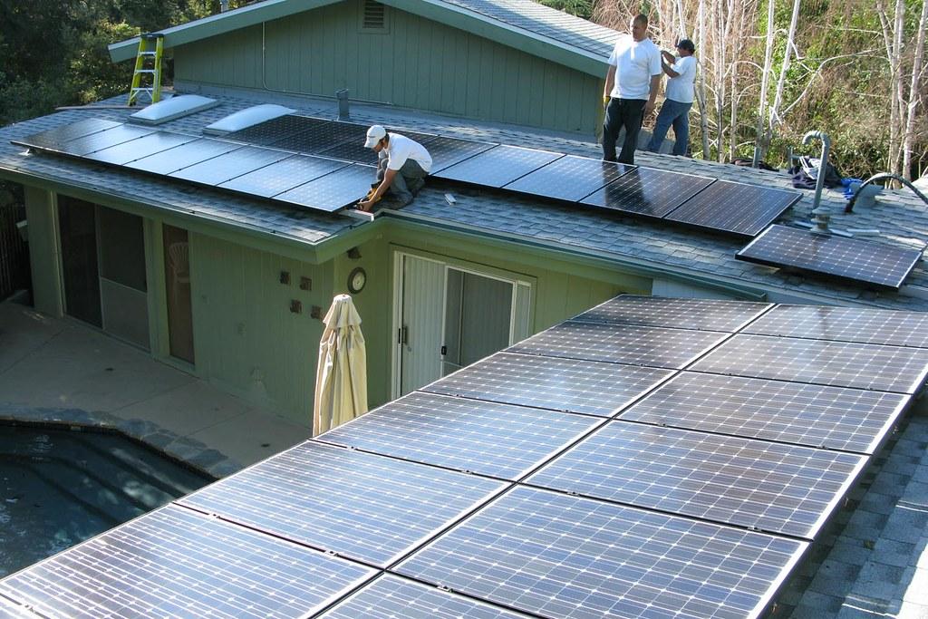 Solar Power System - Over 25 Megawatts Produced so far!
