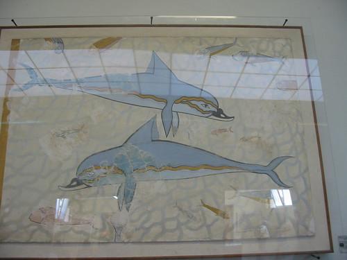 Lieftallige dolfijntjes