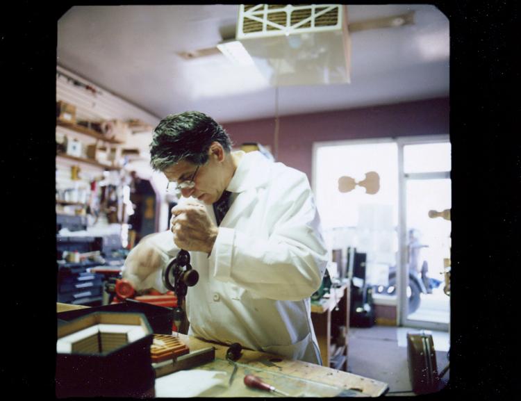 Concertina Story: Bob Tedrow