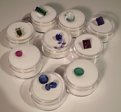 MyGemStoneBox by Diane's partial collection of loose gems