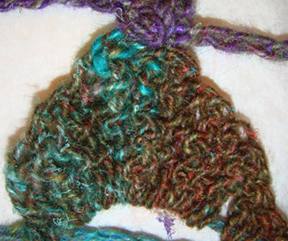 Jacob's Ladder Scarf