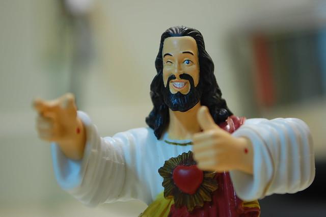 43: Buddy Jesus