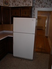 The Fridge in the old location
