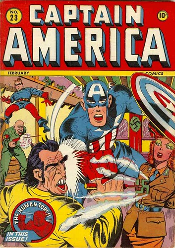 captain america 23 (feb 1943)