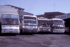 Farinas Coaches Mitsubishi Fuso 8DC8 for AVD-189 (51) and AVD-290 (33) Isuzu LV791R AVD-106 (37) Daewoo BV113 for AVD-130 (45) and (15) Sampaloc, Metro Manila, Philippines.