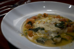 Goat Cheese Ravioli-Seasons 52