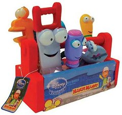 Recalled Handy Manny set