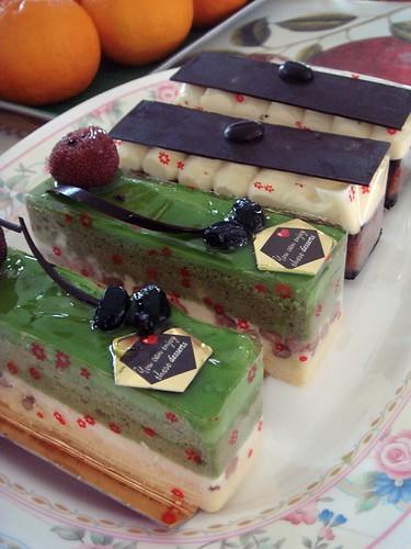 Cakes @5th aunt's