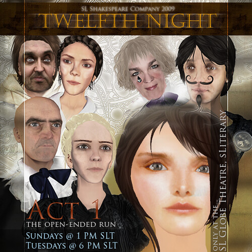 OEP1 Twelfth Night Main - Viola Dreams of Illyria