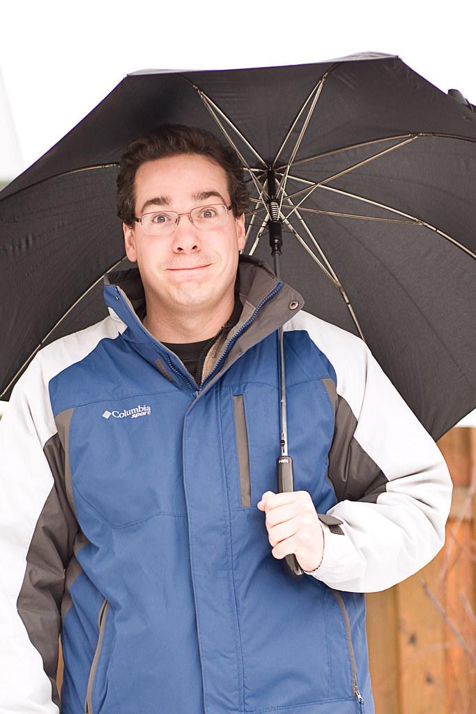 229/365 It's raining