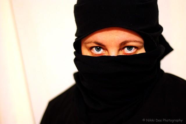 58/365 - Inappropriate Ninja