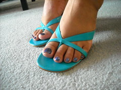 The Blues (RyshardAntonio) Tags: blue red sunlight feet silver grey toes highheels legs heels pedicure buckle toenails prettytoes redhighheels redpumps opentoedshoes blackhighheels asianlegs asianfeet freshpedicure silverhighheels greatfeet perfecttoes pedicuredtoes asiantoes greyhighheels michimoo powderbluehighheels bluepedicuredtoenails toesupclose