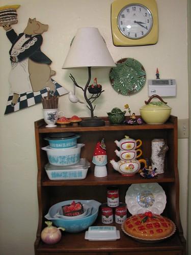 I do love my cupboards