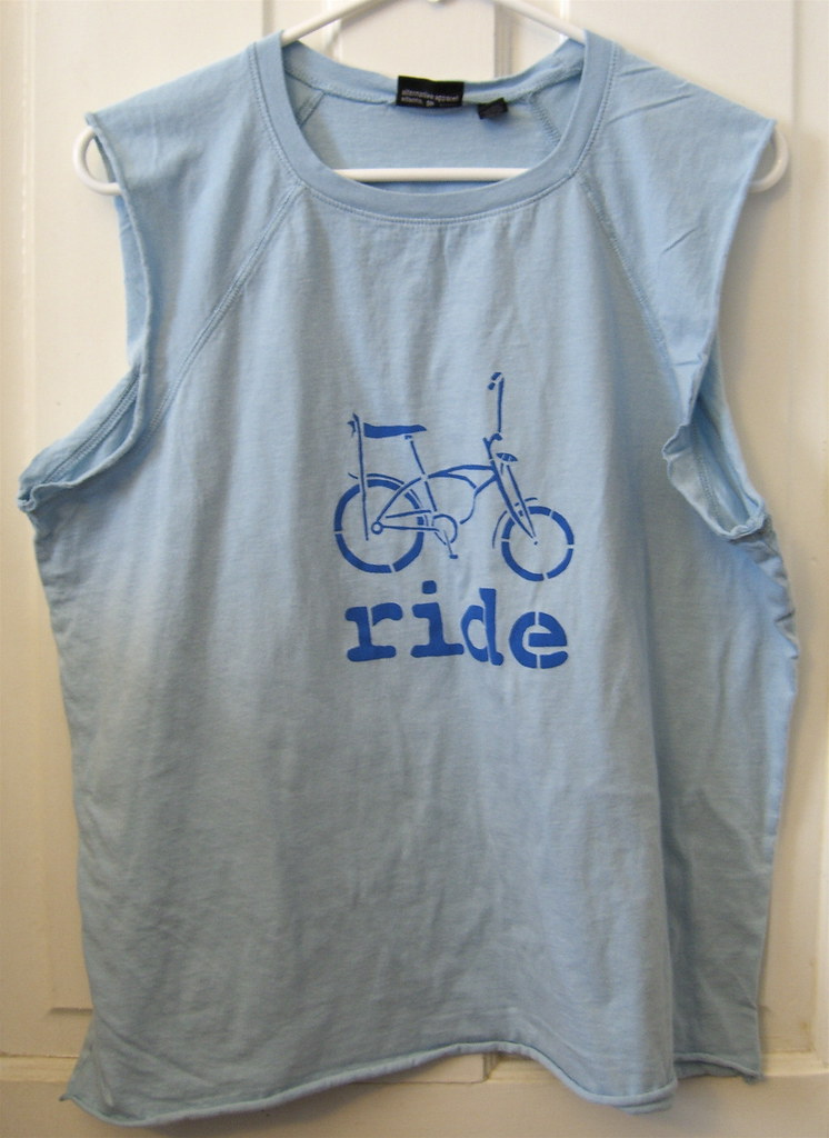 ride bluebiker-t