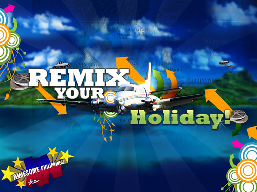 Awesome Philippines' Remix your Holiday