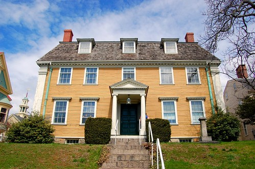 Click The Picture for the Sargent House Museum Slide Show