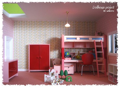 Dollhouse Project # 8