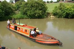 Tug - Pacific (Dave Hamster) Tags: boat pacific rally canals tug narrowboat waterway grandunioncanal waterways grandunion braunston stewartslloyds braunstonhistoricnarrowboatrally historicnarrowboatrally narrowboatrally stewartslloydsltd