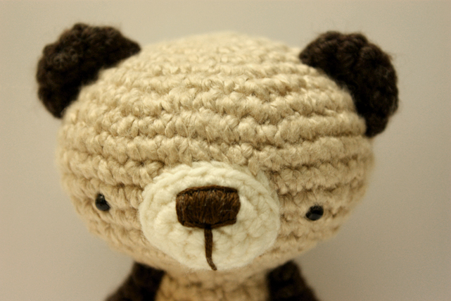 Mushroom Bear - 01