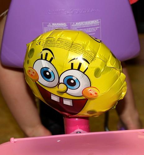 SB balloon.