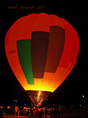hot air night show... (mum49) Tags: red people orange hot green by night fun burgundy air balloon hotairballoon local atnight infinestyle platinumheartaward adrinnesmagicalmoments creativeoutbursts