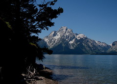 Grand Teton National Park (udbluehens) Tags: grandtetonnationalpark jacksonlake mtmoran