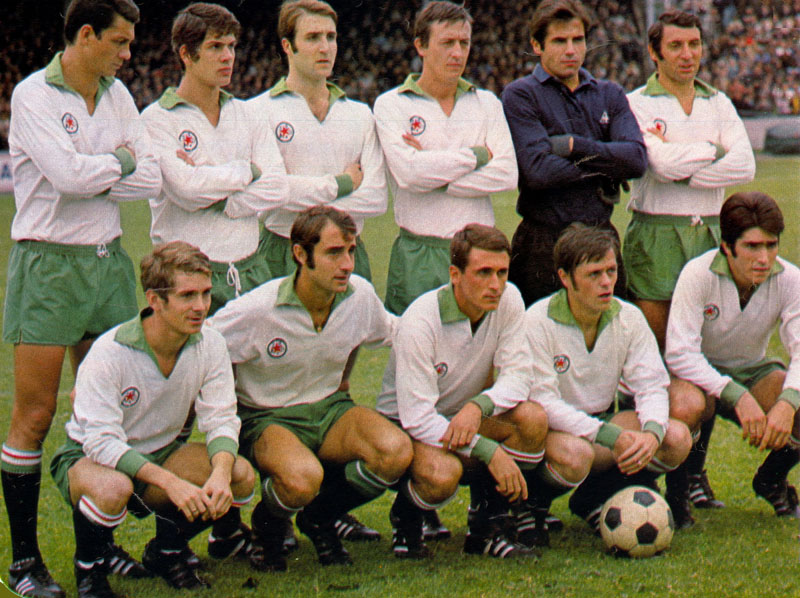 red star 1969-70