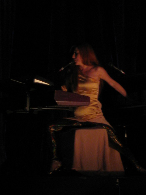 Tori Amos @ Nokia Theatre - Grand Prairie (Texas) by Vania Smith