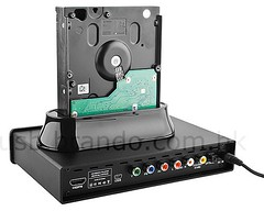 Brando HD Media Player Docking Station