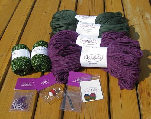 Knit Picks loot