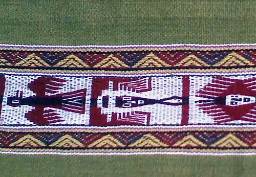 Peru textiles 1