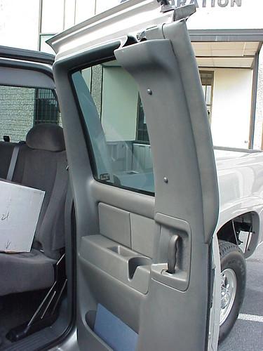Armored Bulletproof Chevrolet Silverado Truck