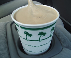 In-N-Out Burger - Chocolate Shake