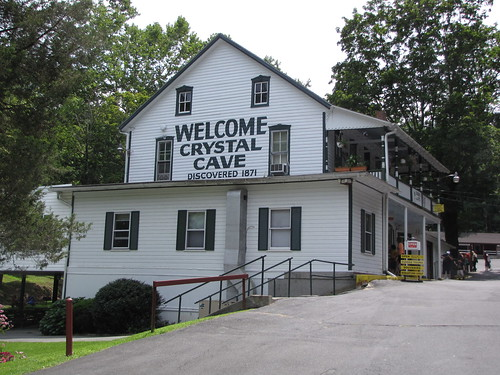 Crystal Cave - Ticket Office/Gift Shop
