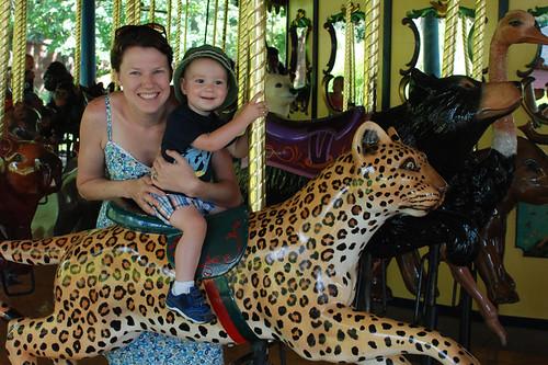 St. Louis Zoo Carousel