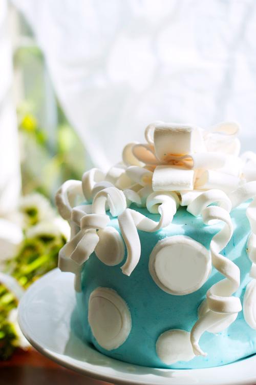 Baptism Cake Recipe