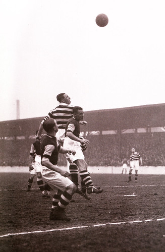West Ham Vs Manchester United, March 1936