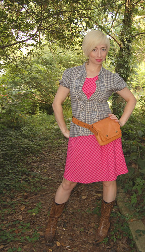 What I Wore 2Day  Mail Bag  Cincinnati Thrift Stores 78745d1fb