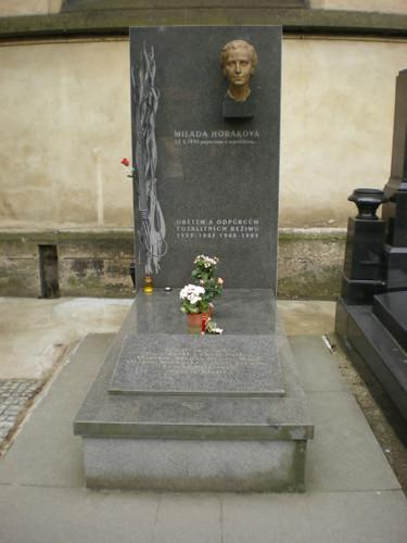 Vysehrad Cemetery 3