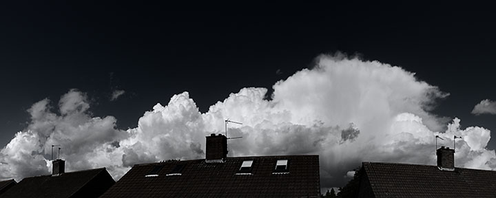 Photography - Cumulus Congestus Panorama by Nicholas M Vivian