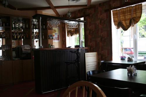 Kroton Café Bar em Tiraspol na Pridnestróvia
